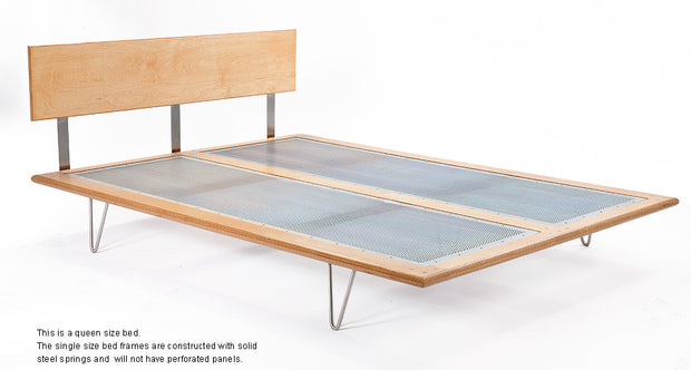 Case Study V-Leg Bed by Modernica