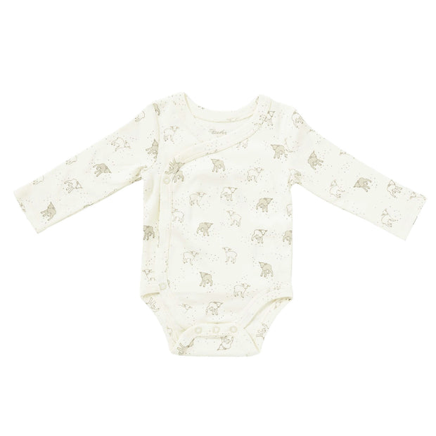 Baby Apparel - Lamb 3 pcs. Set - Pink Ivory