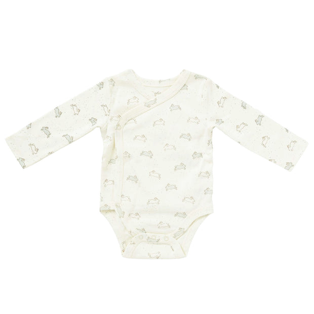 Baby Apparel - Bunny 3 pcs. Set - Blue Ivory
