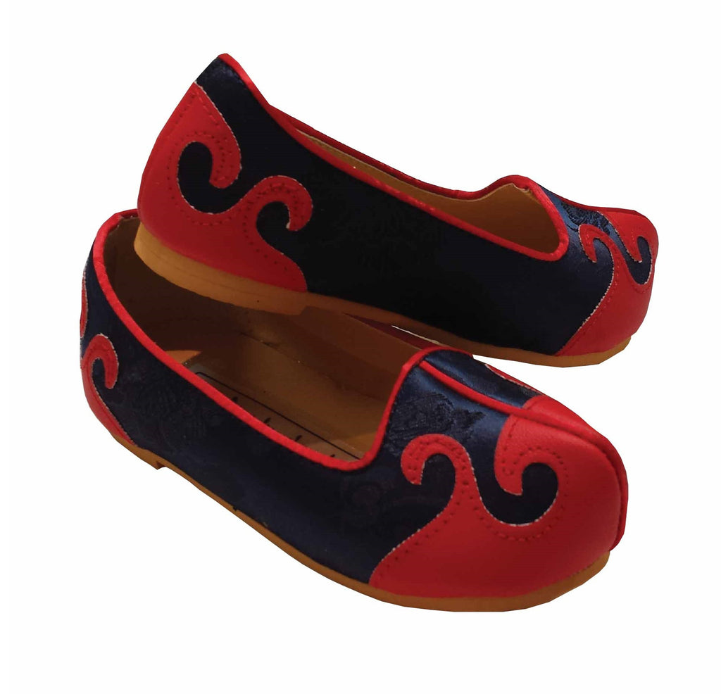 Dol Hanbok Shoes (고무신) for Boys - 2 colors