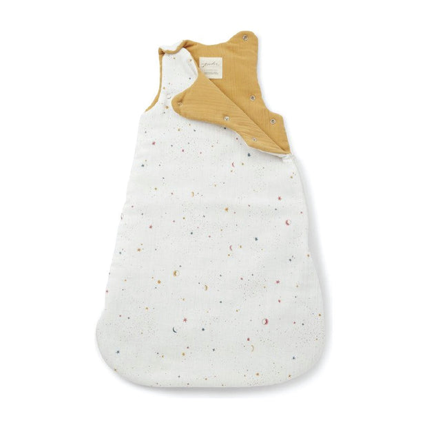 Crib Infant - Sleep Bag - Celestial - White Yellow