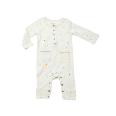 Baby Apparel - Celestial - Ivory Yellow