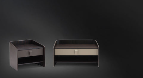 Gentleman Nightstand
