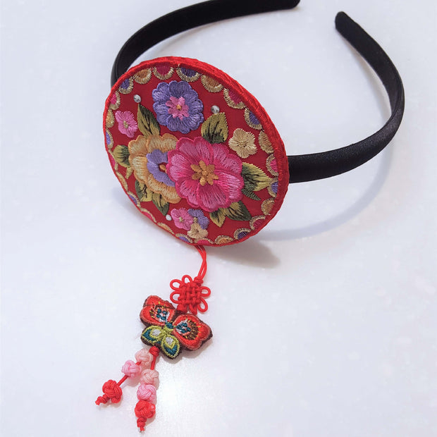 Hairband Accessory (배시댕기 머리띠) - 2 colors
