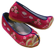 Shoes - Dol Hanbok Shoes (고무신) for Girls - 2 colors