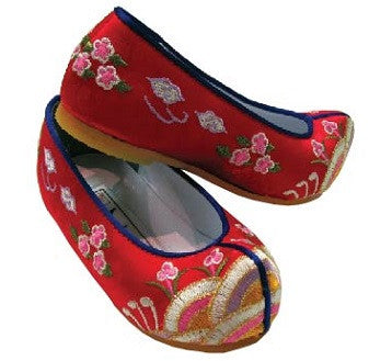 Dol Hanbok Shoes (고무신) for Girls - 2 colors