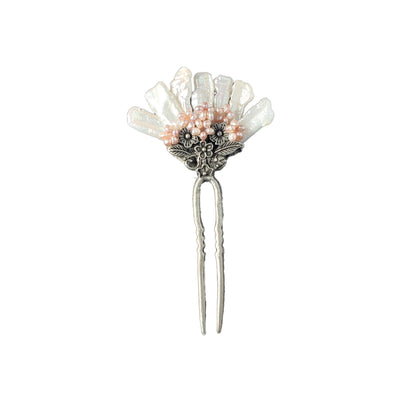 Hanbok Hair Accessory - Amaryllis
