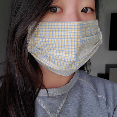 Reusable Cotton Mask (Washable)