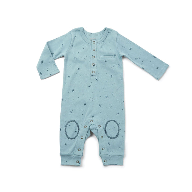 Baby Apparel - Rocket - Blue