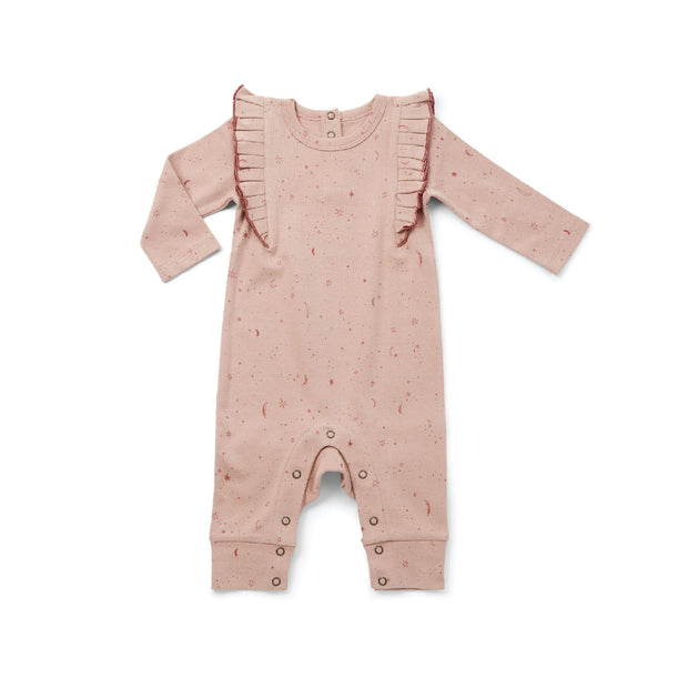 Baby Apparel - Stardust - Dusty Pink