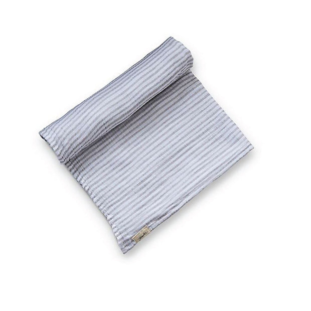 Crib Infant - Swaddle - Stripes Away - Pebble gray
