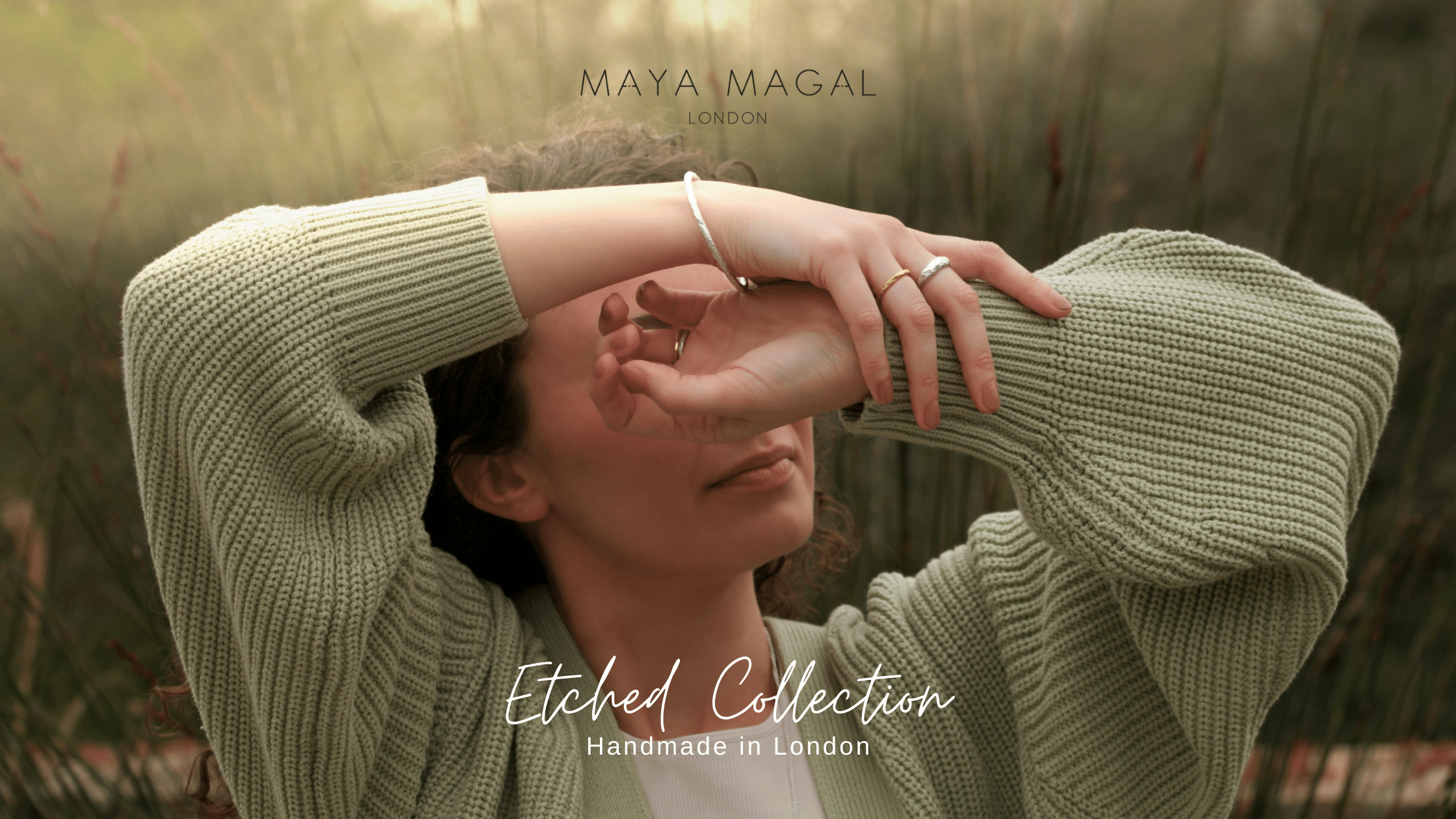 Etched Collection Story & Inspiration by Maya Magal London