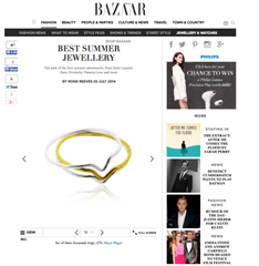 Harper's Bazaar - Best Summer Jewellery