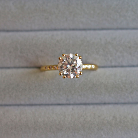 E&E Engagement Ring