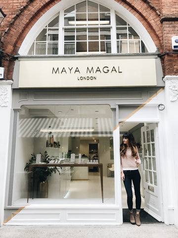 Maya Magal jewellery designer and founder