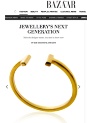 Bazaar - Jewellery's Next Generation