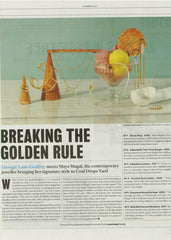 Maya Magal Jewellery featured in Kings Cross Sunday Times