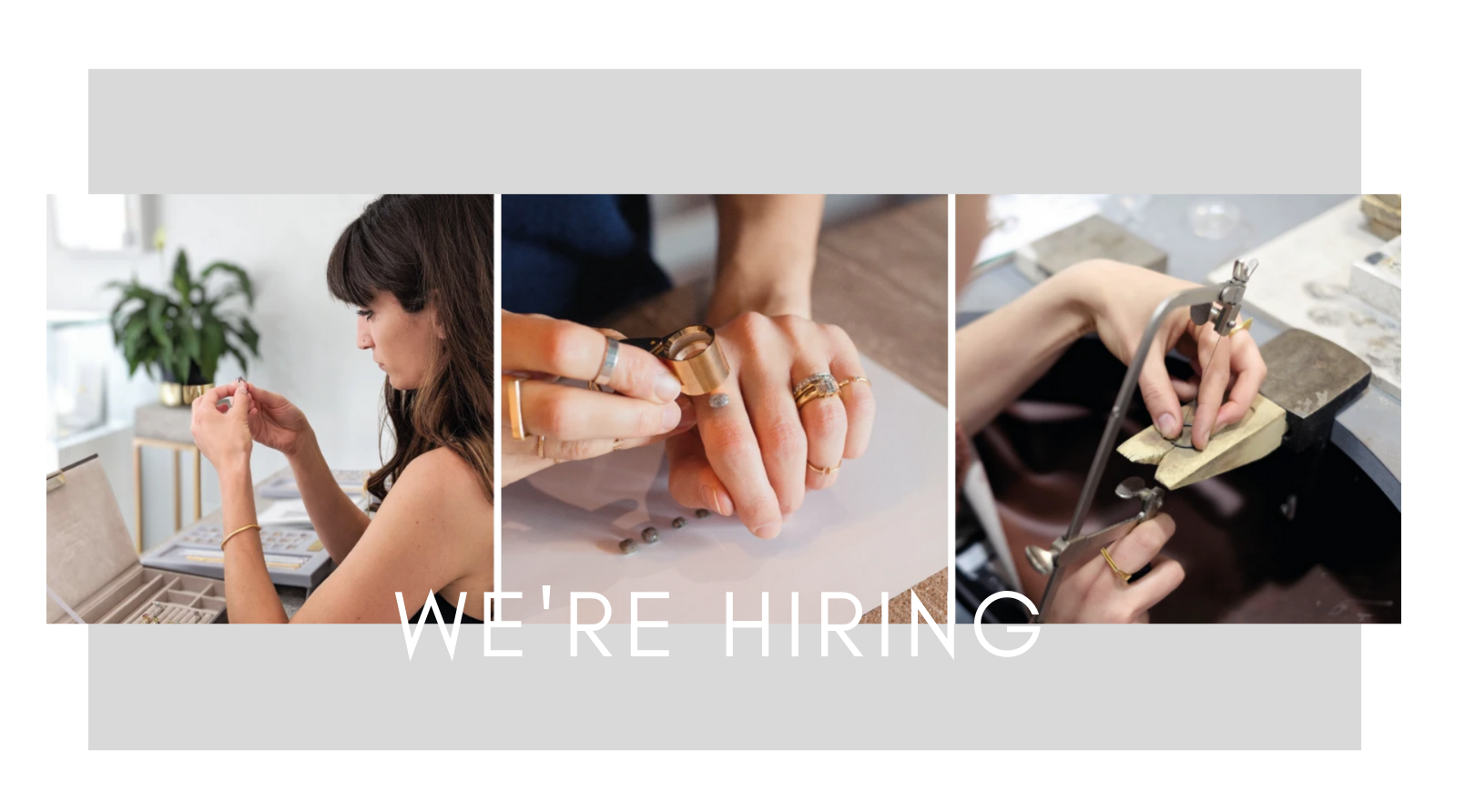London Jewellery Jobs Open Positions at Maya Magal UK