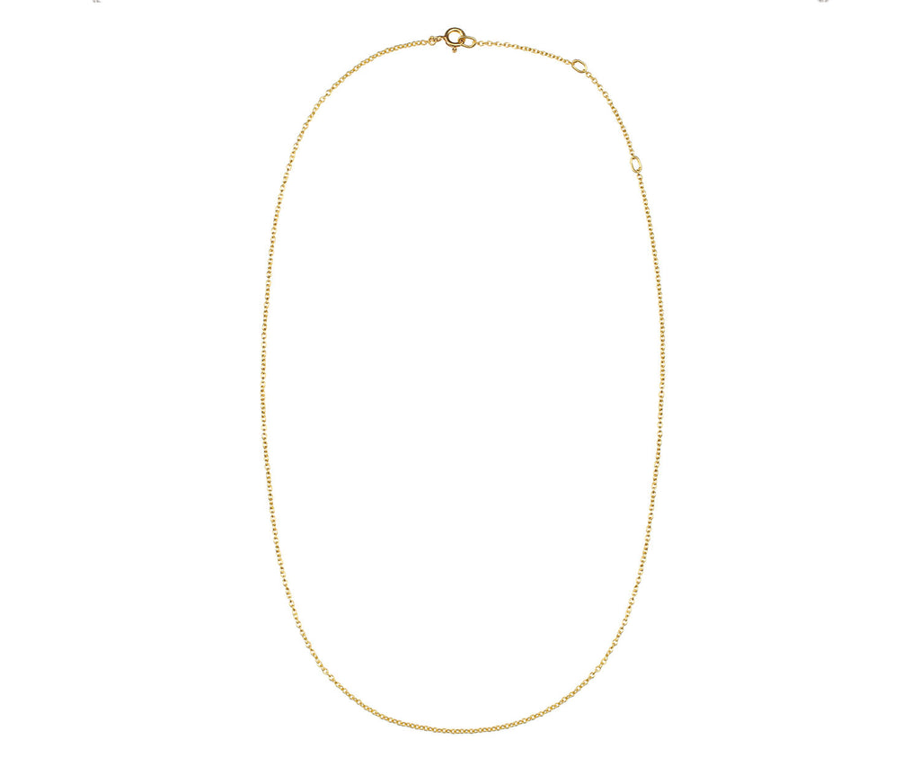 Long Chain Necklace Gold Maya Magal London