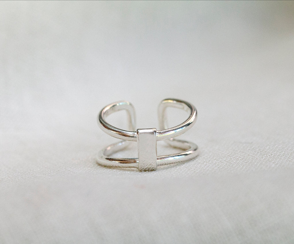 Adjustable Link Stacking Ring