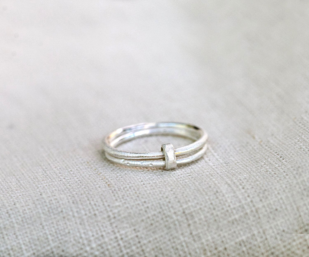 Link Stacking Ring