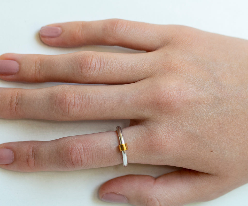 Thumb Stacking Ring