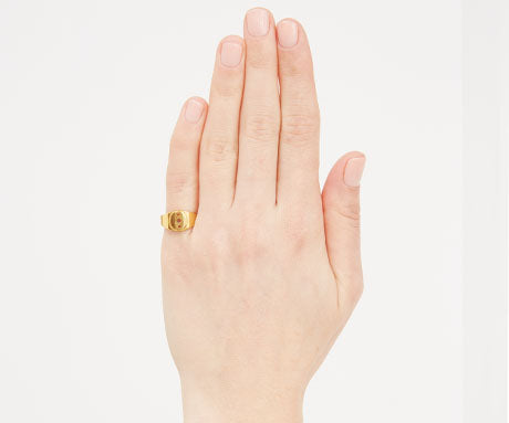 Mini Signet Ring