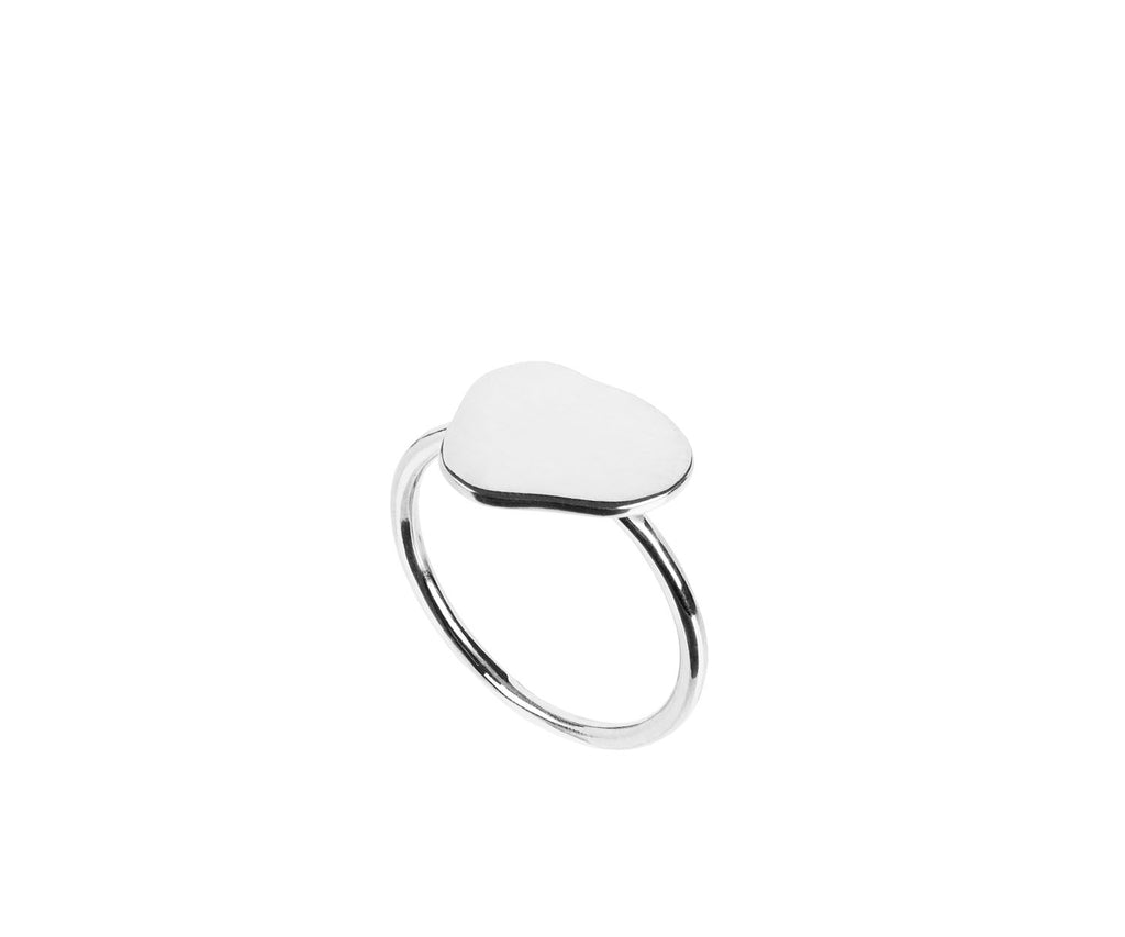 Lava Engravable Ring