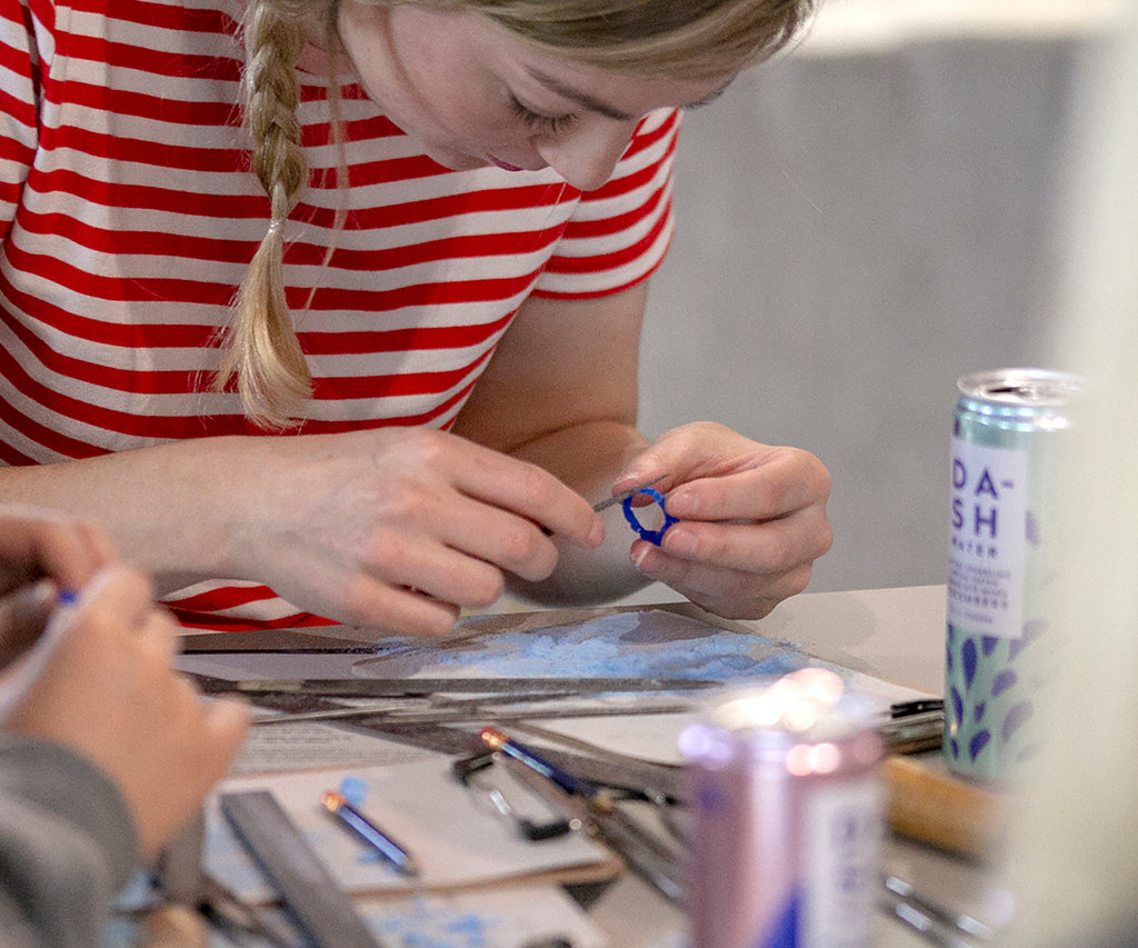 TICKETS: Carve your own silver ring using jewellers wax