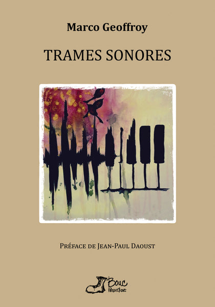 Marco Geoffroy - Trames sonores