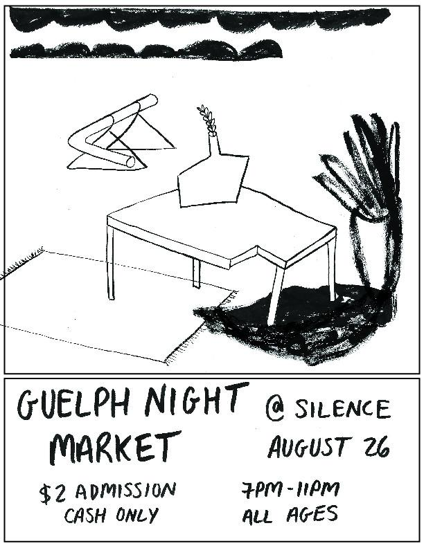 Guelph Night Market - Summer Edition