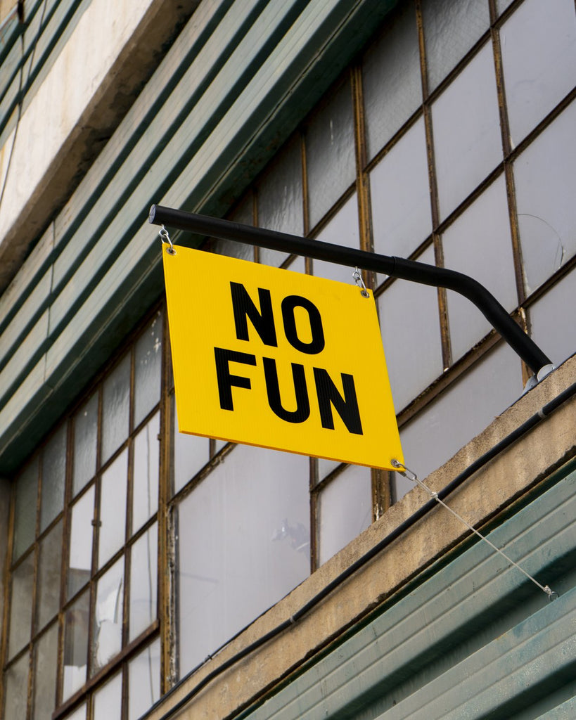 No Fun HQ Inaugural Open Studio on December 15th
