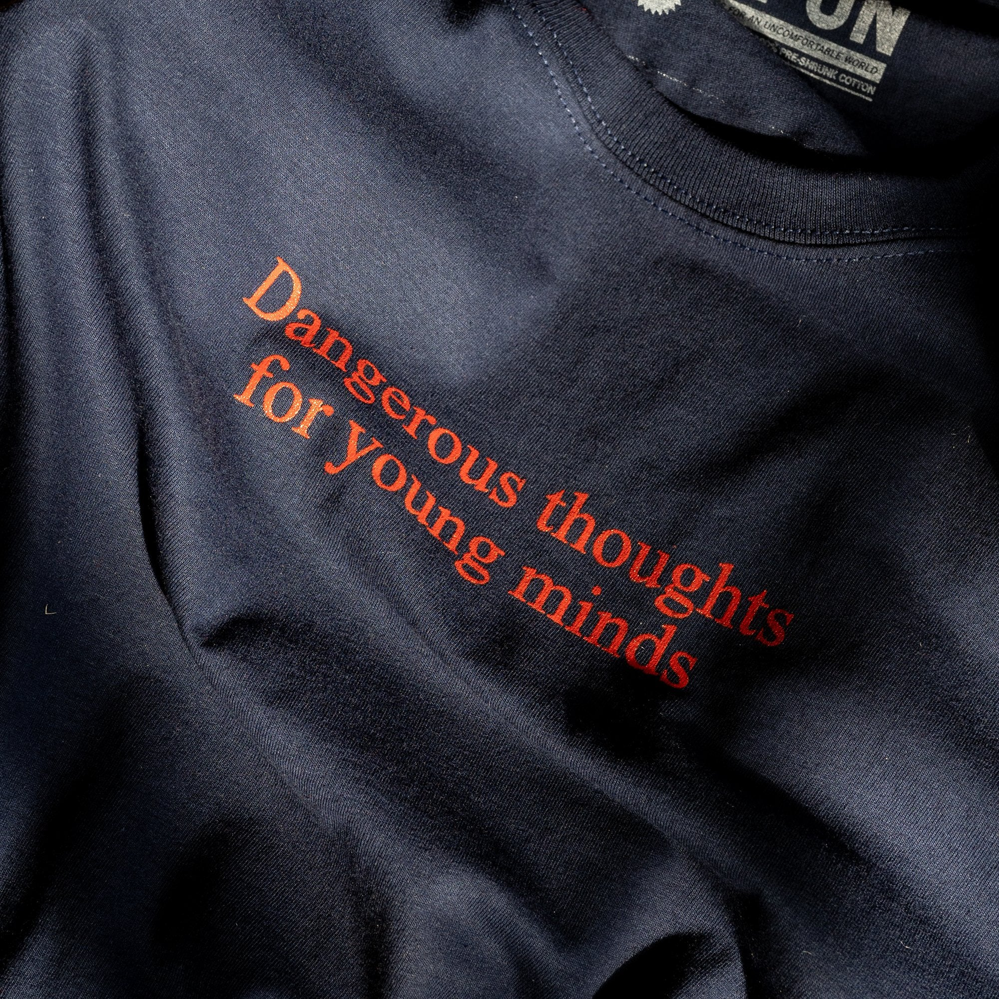 """Dangerous Thoughts"" T-Shirt"