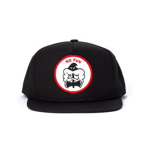 Crawling Death® x No Fun® Snapback Hat