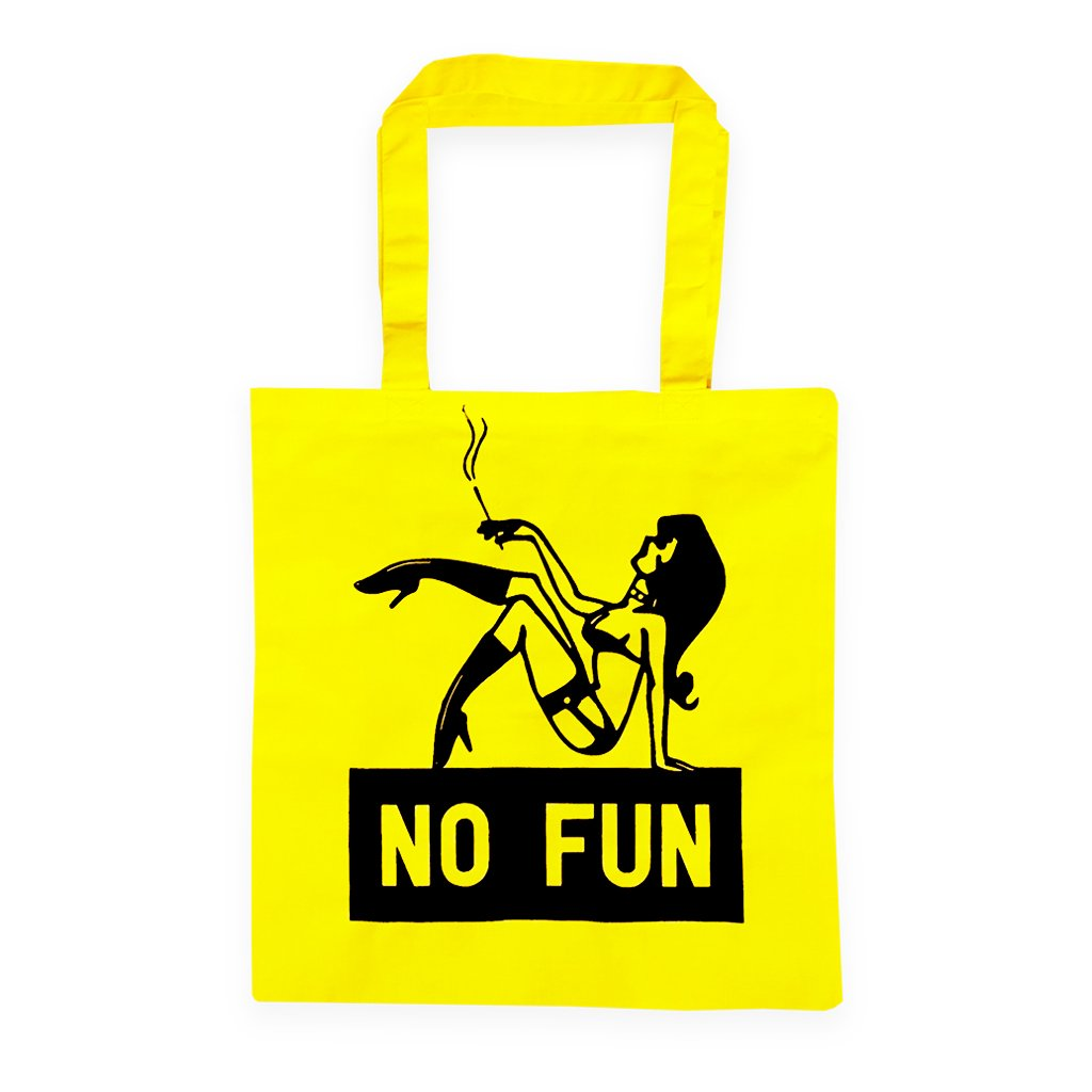 """Pin-Up"" Tote Bag"
