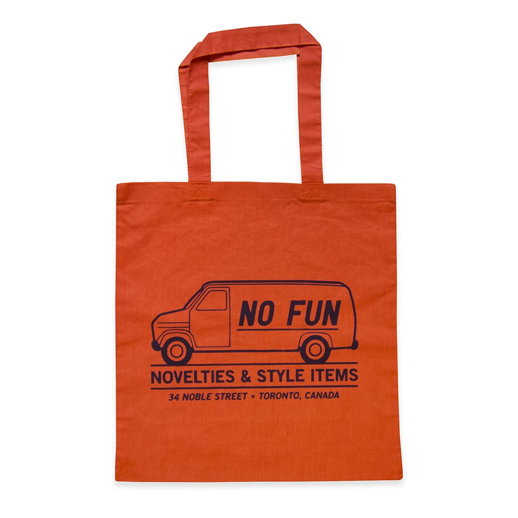 No Fun Logistics Tote Bag