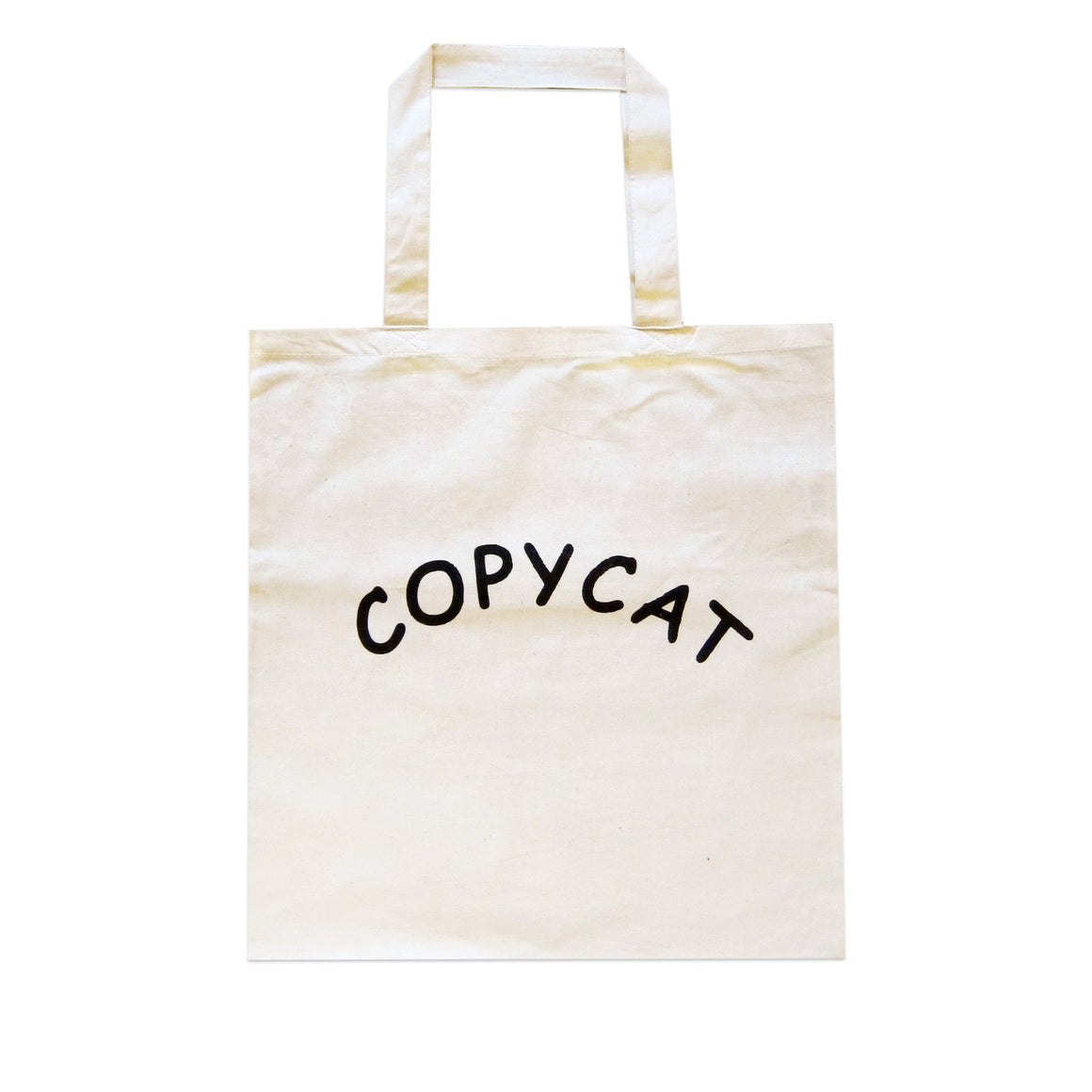 Comic Sands photocopy tote bag