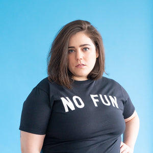 """No Fun®"" T-shirt"