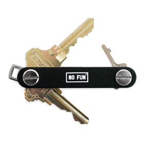 """No Fun®"" Key Holder"