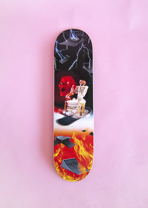 """Purgatory"" Deck - No Fun®"