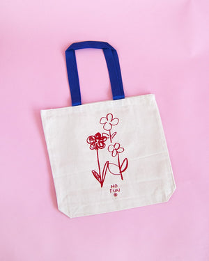 """Fresh Air"" Tote Bag - No Fun®"