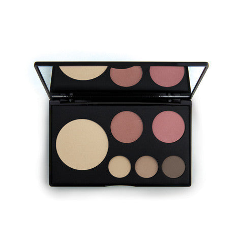 "<span class= ""first"">Limited Edition</span>EVERYDAY ESSENTIALS PALETTE<span class=""last"">All-over Face, Eye + Cheek Kit</span>"