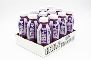 Huckleberry Sugar Free 16.9 fl oz. Bottles