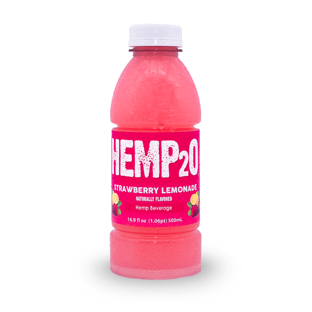 Strawberry Lemonade 16.9 fl oz. Bottles