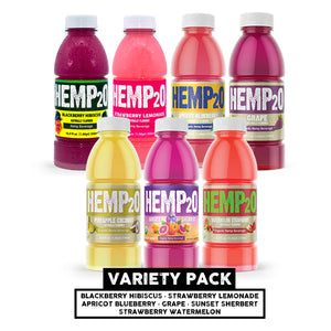 Variety Pack 16.9 fl oz. Bottles (7-Pack)