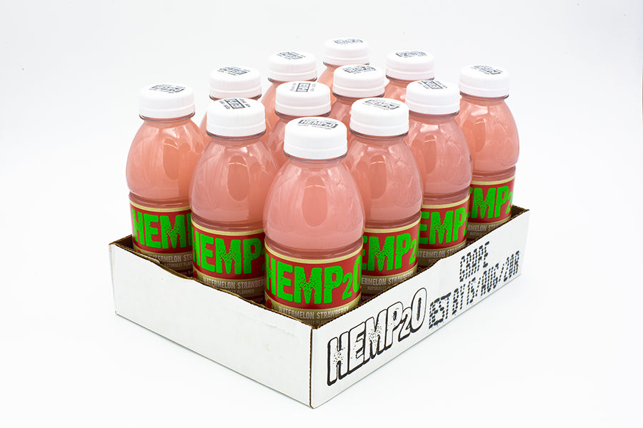 Watermelon Strawberry 16.9 fl oz. Bottles