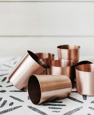 Drinking Water from Copper | The Benefits
