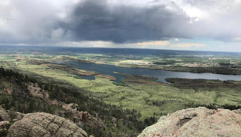 Lory State Park Fort Collins Colorado