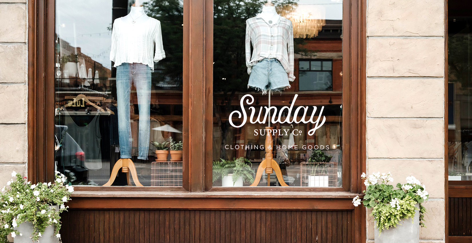 Sunday Supply womens boutique in Fort Collins, Colorado