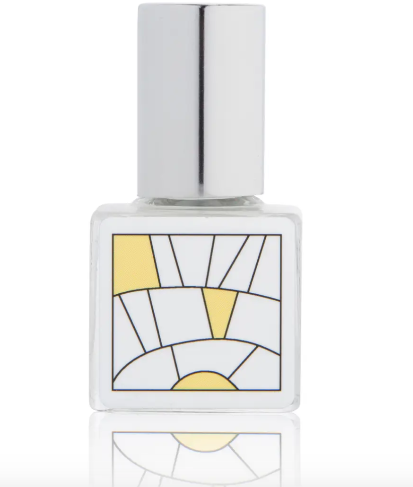 0.5 ounce BLENDS perfume oil roller bottle by Kelly + Jones in Citrus scent: Citrus, Fruit, Floral, Earth & Oak